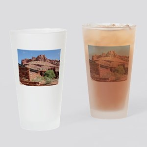 Capitol Reef National Park Visitor Drinking Glass
